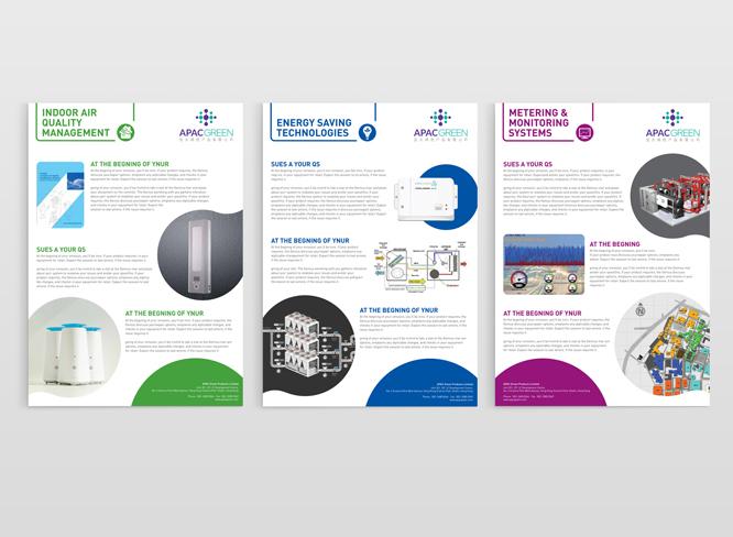 Leaflet series