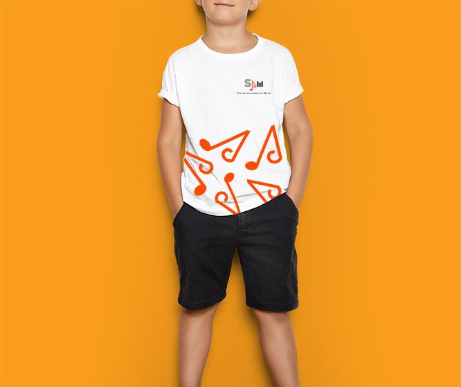 Kid T-shirt (concept)